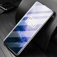 OnePlus 7 Pro用強化ガラス フル液晶保護フィルム F04 OnePlus ブラック