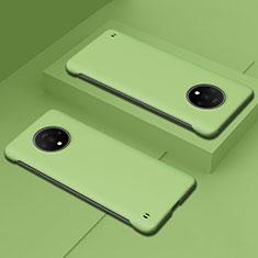 OnePlus 7T用極薄ソフトケース シリコンケース 耐衝撃 全面保護 S02 OnePlus グリーン