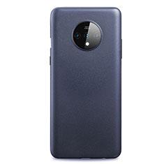 OnePlus 7T用ハードケース プラスチック 質感もマット カバー M03 OnePlus ネイビー