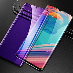 OnePlus 7T用強化ガラス フル液晶保護フィルム アンチグレア ブルーライト OnePlus ブラック