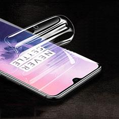 OnePlus 7T用高光沢 液晶保護フィルム フルカバレッジ画面 OnePlus クリア
