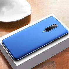 OnePlus 7T Pro 5G用ハードケース プラスチック 質感もマット カバー M01 OnePlus ネイビー