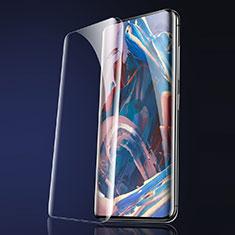 OnePlus 7T Pro 5G用強化ガラス 液晶保護フィルム OnePlus クリア