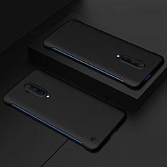 OnePlus 7T Pro用ハードケース プラスチック 質感もマット カバー P03 OnePlus ブラック