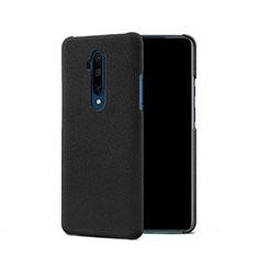 OnePlus 7T Pro用ハードケース カバー プラスチック Q01 OnePlus ブラック