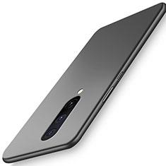 OnePlus 8用ハードケース プラスチック 質感もマット カバー P01 OnePlus ブラック