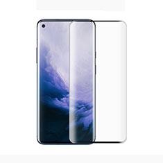 OnePlus 8用強化ガラス フル液晶保護フィルム F03 OnePlus ブラック