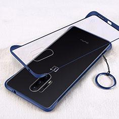 OnePlus 8 Pro用ハードカバー クリスタル クリア透明 H02 OnePlus ネイビー
