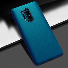 OnePlus 8 Pro用ハードケース プラスチック 質感もマット カバー P03 OnePlus ネイビー