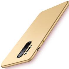 OnePlus 8 Pro用ハードケース プラスチック 質感もマット カバー P01 OnePlus ゴールド