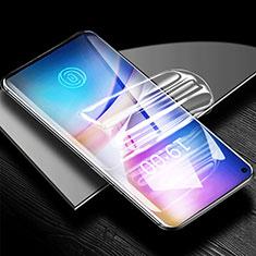 OnePlus 8 Pro用高光沢 液晶保護フィルム フルカバレッジ画面 OnePlus クリア