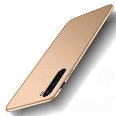 OnePlus Nord用ハードケース プラスチック 質感もマット カバー M01 OnePlus ゴールド