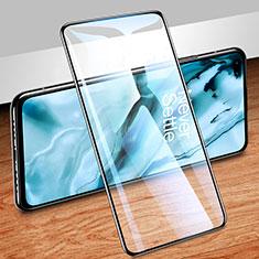 OnePlus Nord用強化ガラス フル液晶保護フィルム OnePlus ブラック