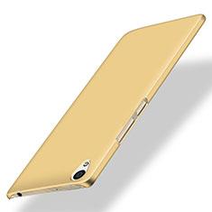 OnePlus X用ハードケース プラスチック 質感もマット OnePlus ゴールド