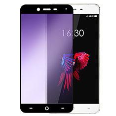 OnePlus X用強化ガラス フル液晶保護フィルム F03 OnePlus ブラック