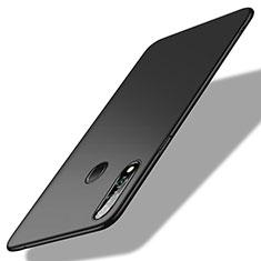 Oppo A31用ハードケース プラスチック 質感もマット カバー M02 Oppo ブラック