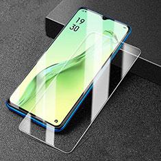 Oppo A31用強化ガラス 液晶保護フィルム Oppo クリア