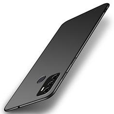 Oppo A33用ハードケース プラスチック 質感もマット カバー M01 Oppo ブラック