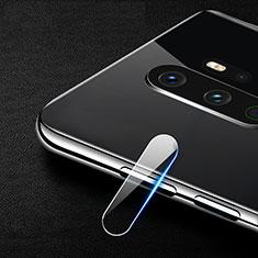 Oppo A5 (2020)用強化ガラス カメラプロテクター カメラレンズ 保護ガラスフイルム Oppo クリア