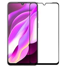 Oppo A9 (2020)用強化ガラス フル液晶保護フィルム F03 Oppo ブラック