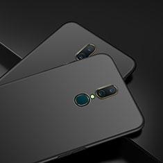 Oppo A9用極薄ソフトケース シリコンケース 耐衝撃 全面保護 Oppo ブラック