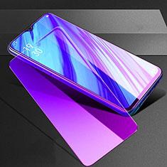 Oppo A9用アンチグレア ブルーライト 強化ガラス 液晶保護フィルム B04 Oppo クリア