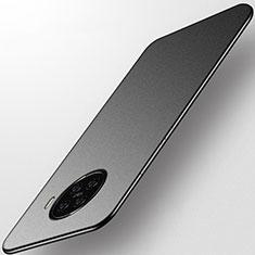 Oppo Ace2用ハードケース プラスチック 質感もマット カバー M01 Oppo ブラック
