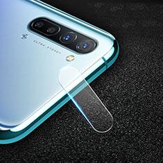 Oppo F15用強化ガラス カメラプロテクター カメラレンズ 保護ガラスフイルム C01 Oppo クリア