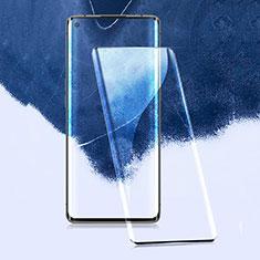 Oppo Find X2用強化ガラス フル液晶保護フィルム F03 Oppo ブラック