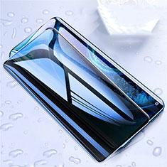Oppo Find X2用反スパイ 強化ガラス 液晶保護フィルム M01 Oppo クリア
