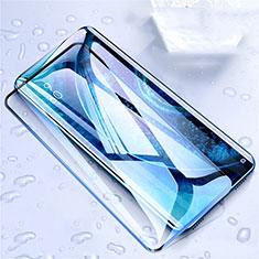 Oppo Find X2用強化ガラス フル液晶保護フィルム F04 Oppo ブラック