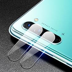 Oppo Find X2 Lite用強化ガラス カメラプロテクター カメラレンズ 保護ガラスフイルム Oppo クリア