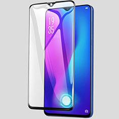Oppo Find X2 Lite用強化ガラス フル液晶保護フィルム Oppo ブラック