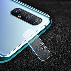Oppo Find X2 Neo用強化ガラス カメラプロテクター カメラレンズ 保護ガラスフイルム C01 Oppo クリア