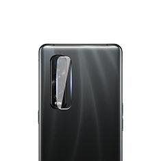 Oppo Find X2 Pro用強化ガラス カメラプロテクター カメラレンズ 保護ガラスフイルム C01 Oppo クリア