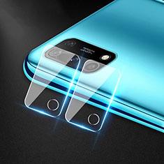 Oppo K7x 5G用強化ガラス カメラプロテクター カメラレンズ 保護ガラスフイルム Oppo クリア