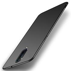 Oppo R17 Pro用ハードケース プラスチック 質感もマット カバー P02 Oppo ブラック
