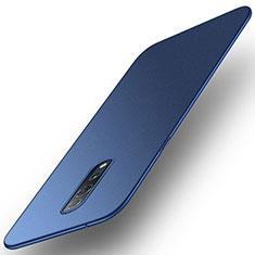 Oppo Reno Z用ハードケース プラスチック 質感もマット M01 Oppo ネイビー