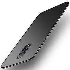 Oppo Reno Z用ハードケース プラスチック 質感もマット M01 Oppo ブラック