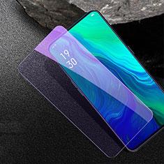 Oppo Reno2 Z用アンチグレア ブルーライト 強化ガラス 液晶保護フィルム B01 Oppo クリア