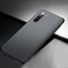 Oppo Reno3用ハードケース プラスチック 質感もマット カバー M03 Oppo ブラック