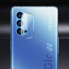Oppo Reno4 5G用強化ガラス カメラプロテクター カメラレンズ 保護ガラスフイルム Oppo クリア