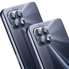 Oppo Reno4 SE 5G用強化ガラス カメラプロテクター カメラレンズ 保護ガラスフイルム C01 Oppo クリア