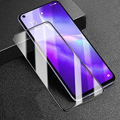 Oppo Reno5 5G用強化ガラス フル液晶保護フィルム F02 Oppo ブラック