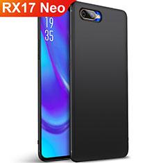 Oppo RX17 Neo用極薄ソフトケース シリコンケース 耐衝撃 全面保護 S01 Oppo ブラック
