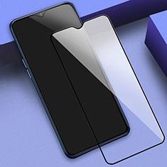 Realme 5 Pro用強化ガラス フル液晶保護フィルム Realme ブラック