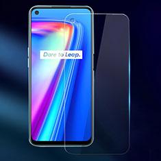 Realme 7用強化ガラス 液晶保護フィルム Realme クリア
