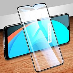 Realme C11用強化ガラス フル液晶保護フィルム Realme ブラック