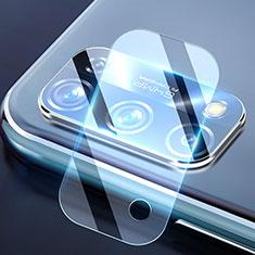 Realme Q2 Pro 5G用強化ガラス カメラプロテクター カメラレンズ 保護ガラスフイルム Realme クリア