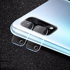 Realme Q2 Pro 5G用強化ガラス カメラプロテクター カメラレンズ 保護ガラスフイルム C01 Realme クリア
